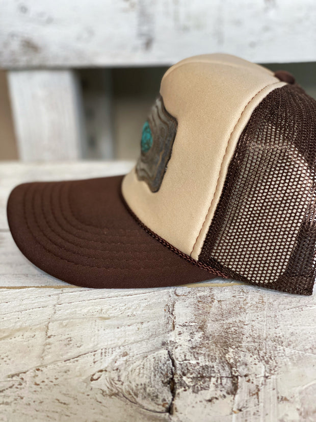 Buckle Cap - Forever Western Boutique