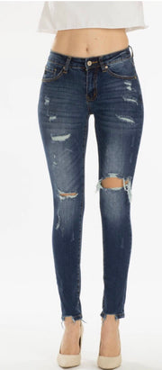 KanCan Distressed Jeans - Forever Western Boutique