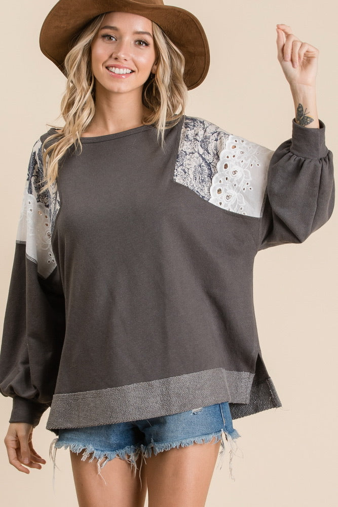 Macey Top - Forever Western Boutique