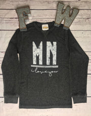 MN I Love you - Forever Western Boutique