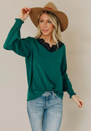 Betty's Little Blouse - Forever Western Boutique