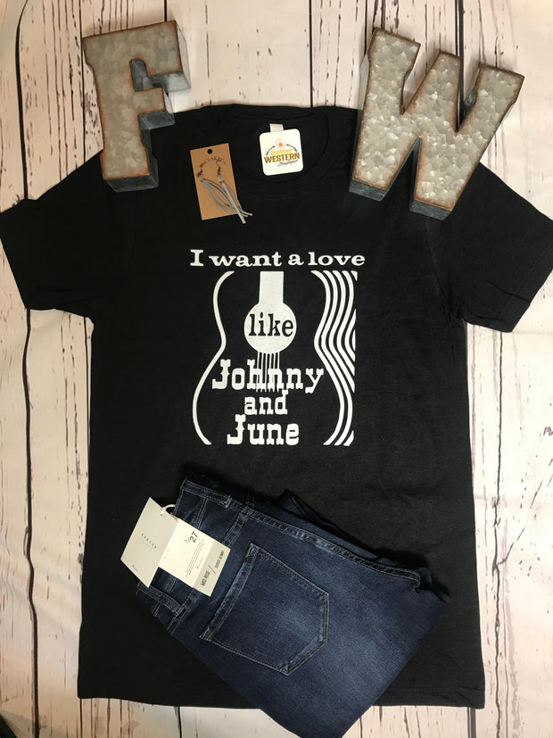 Johnny & June - Forever Western Boutique
