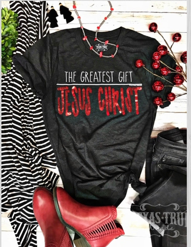 The Greatest Gift-Foil - Forever Western Boutique
