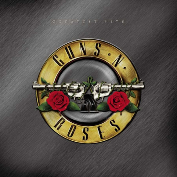GUNS N ROSES - GREATEST HITS Vinyl 2xLP
