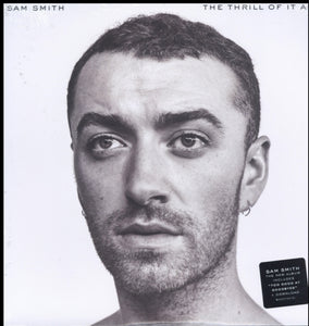 SAM SMITH - THE THRILL OF IT ALL Vinyl LP