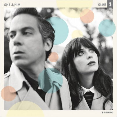 SHE & HIM - VOLUME 3 Vinyl LP