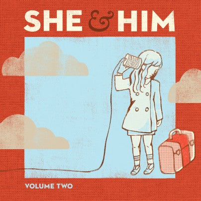 SHE & HIM - VOLUME 2 Vinyl LP