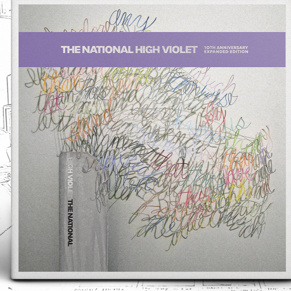 THE NATIONAL - HIGH VIOLET (10TH ANNIVERARY EXPANDED EDITION Vinyl) LP