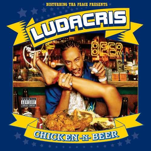 LUDACRIS - CHICKEN N BEER Vinyl 2xLP