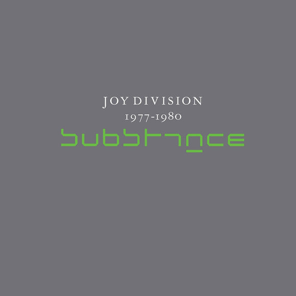 JOY DIVISION - SUBSTANCE Vinyl 2xLP