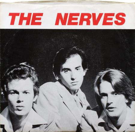 NERVES, THE - HANGING ON THE TELEPHONE Vinyl 7