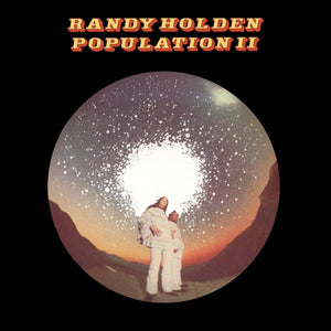 HOLDEN, RANDY - POPULATION II Vinyl LP