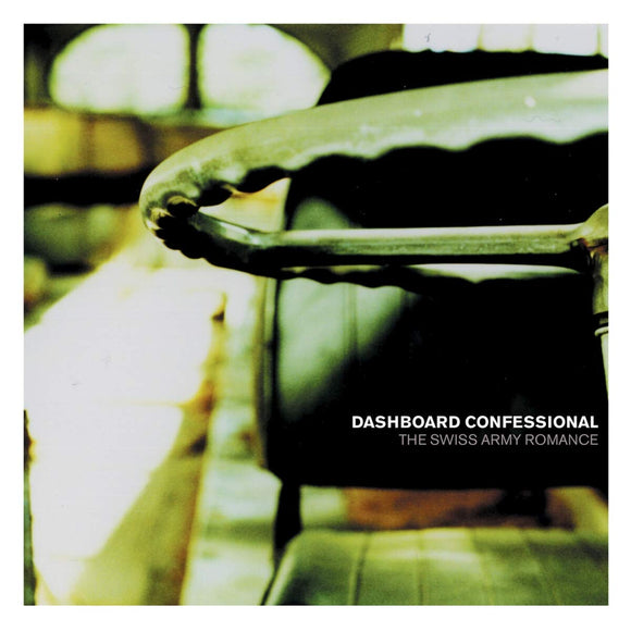 DASHBOARD CONFESSIONAL - THE SWISS ARMY Vinyl LP