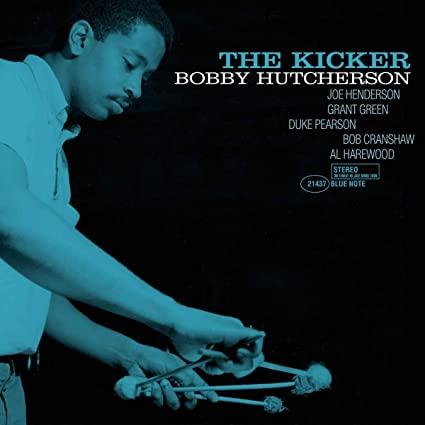 HUTCHERSON, BOBBY - THE KICKER (Tone Poet) Vinyl LP