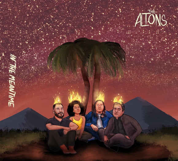 THE ALTONS - IN THE MEANTIME Vinyl LP
