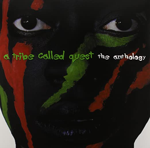 A TRIBE CALLED QUEST - THE ANTHOLOGY LP