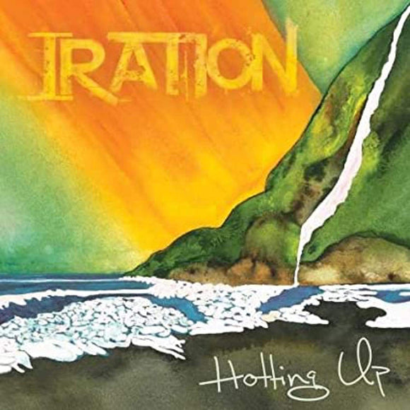 IRATION - HOTTING UP Vinyl LP
