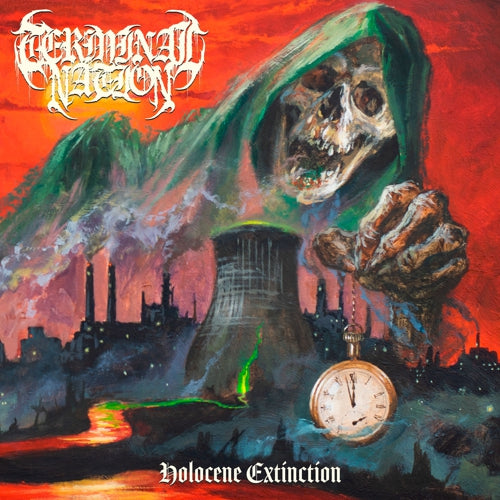 TERMINAL NATION - HOLOCENE EXTINCTION (Colored Vinyl) LP