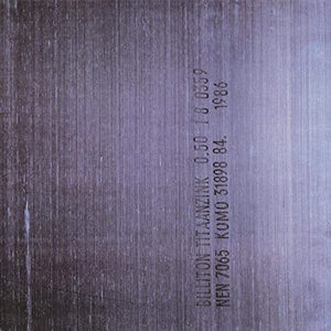 NEW ORDER - BROTHERHOOD Vinyl LP