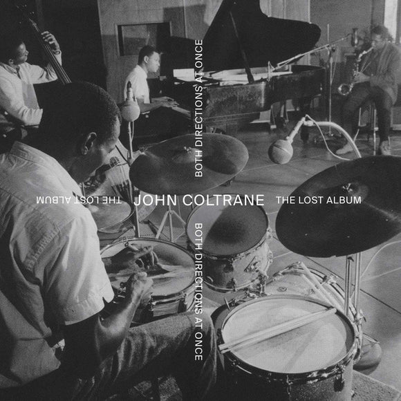 JOHN COLTRANE - BOTH DIRECTIONS AT ONCE Vinyl LP