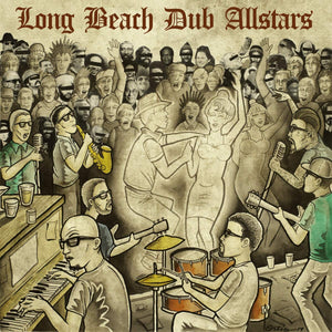 LONG BEACH DUB ALL STARS - S/T (2020) Vinyl LP