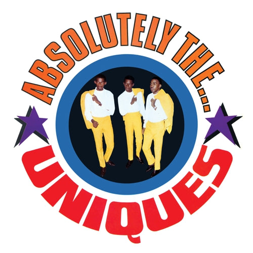 UNIQUES, THE - ABSOLUTELY THE UNIQUES Vinyl LP