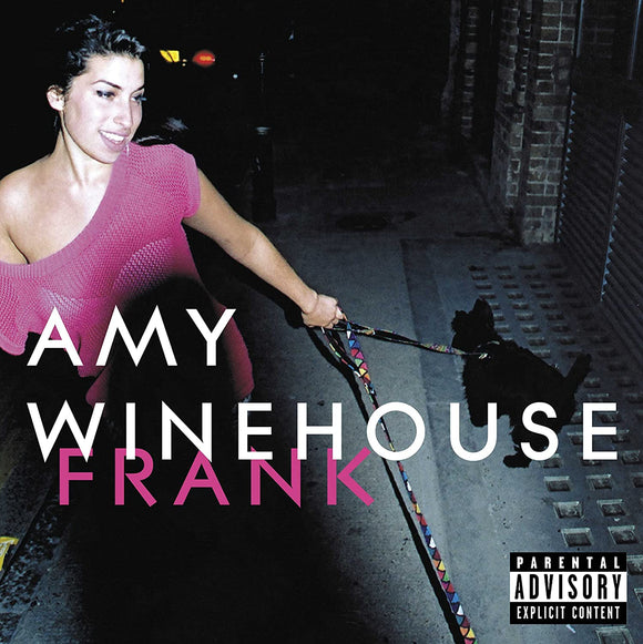 AMY WINEHOUSE - FRANK Vinyl 2xLP