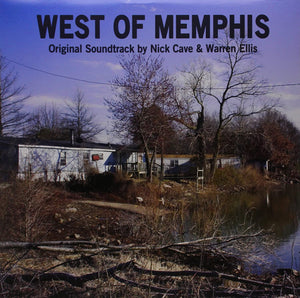 NICK CAVE & WARREN ELLIS - WEST OF MEMPHIS OST Vinyl Lp
