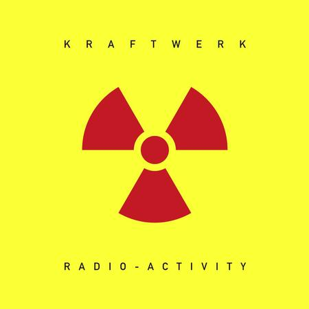KRAFTWERK - RADIOACTIVITY (Colored Vinyl) 2xLP