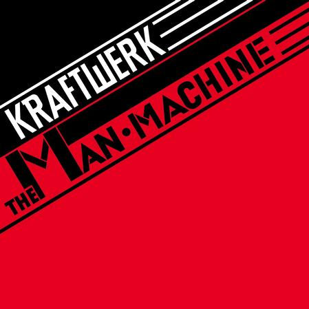 KRAFTWERK - THE MAN MACHINE (Colored Vinyl) 2xLP