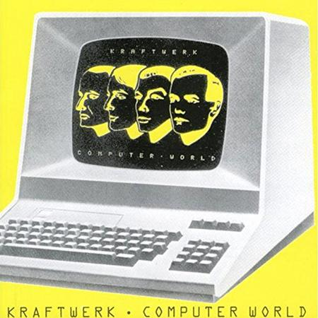 KRAFTWERK - COMPUTER WORLD (Colored Vinyl) 2xLP