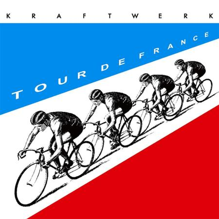 KRAFTWERK - TOUR DE FRANCE (Colored Vinyl) 2xLP