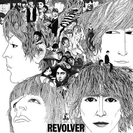 BEATLES, THE - REVOLVER Vinyl LP