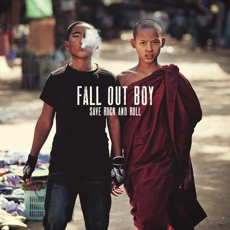 FALL OUT BOY - SAVE ROCK AND ROLL Vinyl 2x10