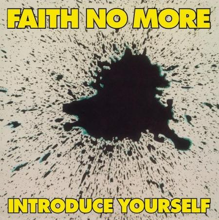 FAITH NO MORE - INTROUDCE YOURSELF Vinyl LP