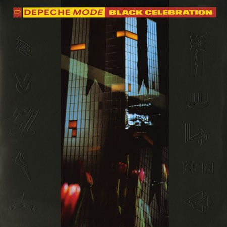 DEPECHE MODE - BLACK CELEBRATION Vinyl LP