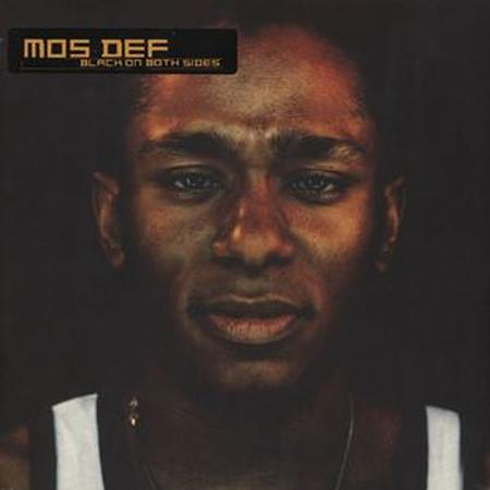MOS DEF - BLACK ON BOTH SIDES Vinyl LP