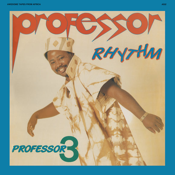 PROFESSOR RHYTHM - PROFESSOR 3 Vinyl LP
