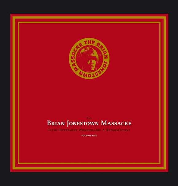 BRIAN JONESTOWN MASSACRE - TEPID PEPPERMIND WONDERLAND: A RETROSPECTIVE VOL.2 Vinyl 2xLP