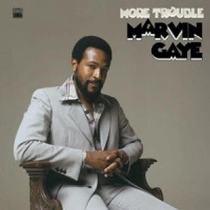 MARVIN GAYE - MORE TROUBLE LP