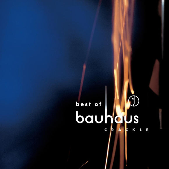 BAUHAUS - BEST OF BAUHAUS: CRACKLE Vinyl LP