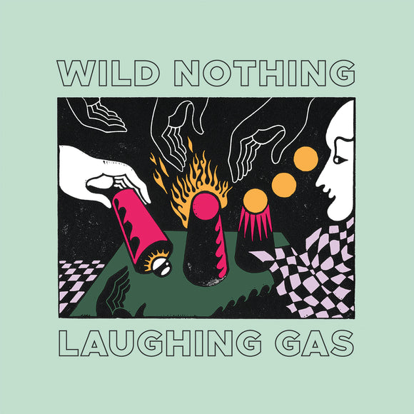 WILD NOTHING - LAUGHING GAS Vinyl 12