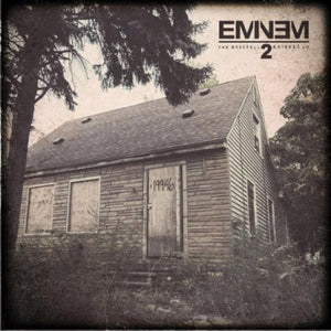 EMINEM - THE MASRHALL MATHERS 2 Vinyl LP