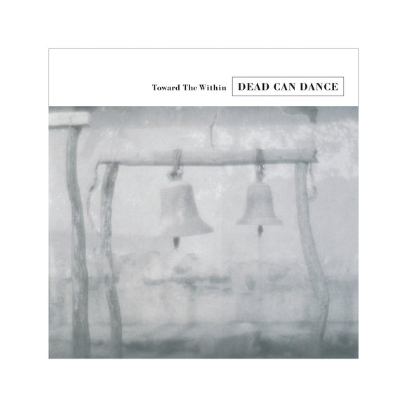 DEAD CAN DANCE - TOWARD THE WITHIN Vinyl 2xLp