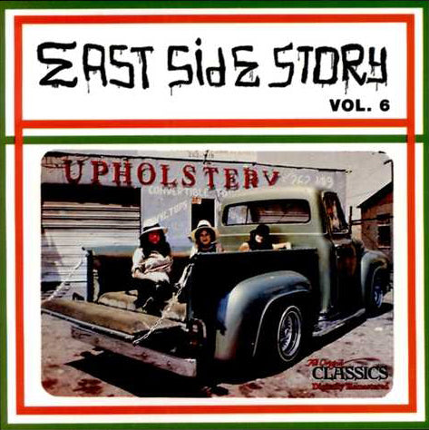EAST SIDE STORY VOL. 6 LP