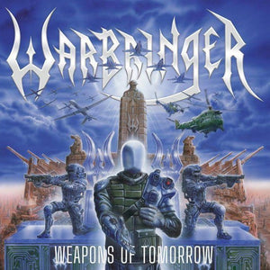 WARBRINGER - WEAPONS OF TOMORROW LP
