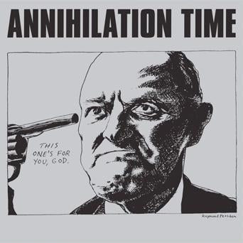 ANNIHILATION TIME - ANNIHILATION TIME Vinyl LP