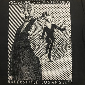 GOING UNDERGROUND - SILVER / BLACK SHIRTS (ROKY)