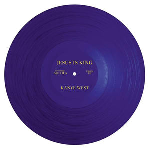 KANYE WEST - JESUS IS KING Vinyl LP