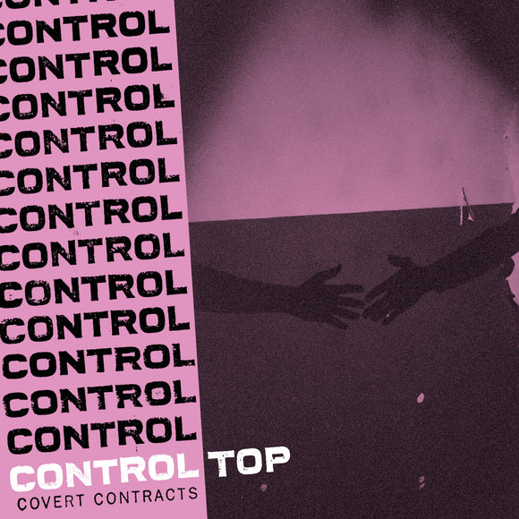 CONTROL TOP - COVERT CONTRACTS Vinyl LP